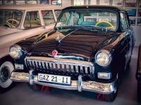 """""""Volga"""" GAZ-21 Second series (""""Волга"""" ГАЗ-21, II серия)"""